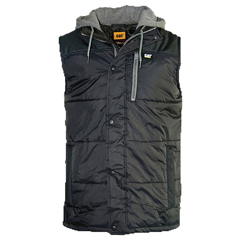 CAT HOODED WORK VEST 1320008