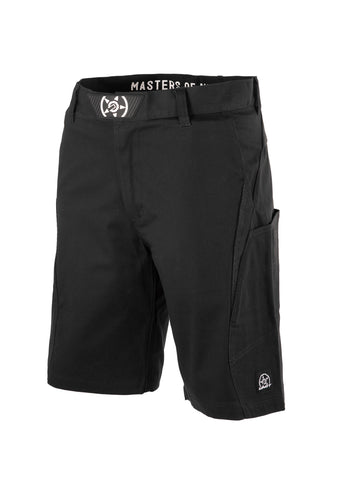 UNIT MENS SHORTS WORK MISSILE BLACK 171117005 - ON THE GO SAFETY & WORKWEAR