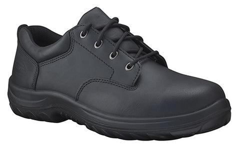 33652 OLIVER LACE UP DERBY SHOE - BLACK - ON THE GO SAFETY & WORKWEAR