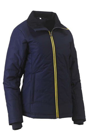 BISLEY Ladies Puffer Jacket BJL6828