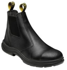 33680 OLIVER BOOT - ELASTIC SIDE BLACK - ON THE GO SAFETY & WORKWEAR