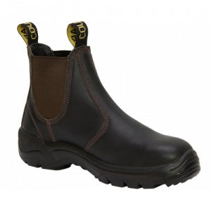 E102C COUGAR BOOT - BROWN