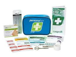 First Aid Kit -Personal Kit Soft Pack FANCP30