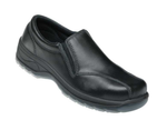 48430 OLIVER SLIP ON SHOE - BLACK - ON THE GO SAFETY & WORKWEAR