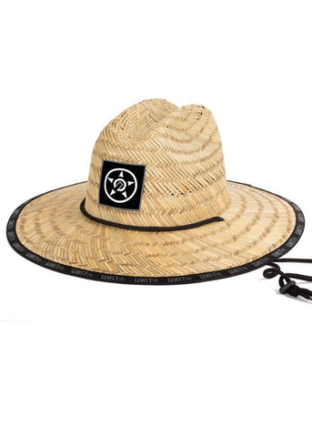 UNIT MENS HEADWEAR STRAW HAT TRICE 191125008 - ON THE GO SAFETY & WORKWEAR