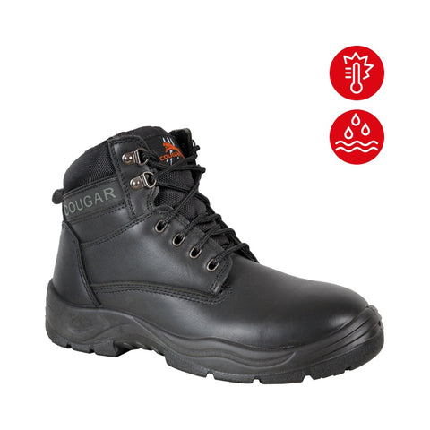 B211 - COUGAR BOOT - ON THE GO SAFETY & WORKWEAR