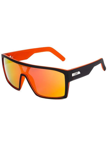 UNIT MENS EYEWEAR COMMAND - BLACK/ORANGE 14180002G - ON THE GO SAFETY & WORKWEAR