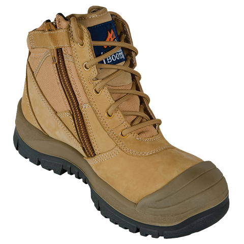 Mongrel Boot Zip Side Bump Cap 461050
