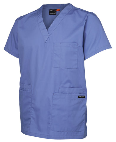 4SRT JB'S UNISEX SCRUBS TOP - ON THE GO SAFETY & WORKWEAR