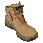 261050 MONGREL WHEAT ZIPSIDE BOOT