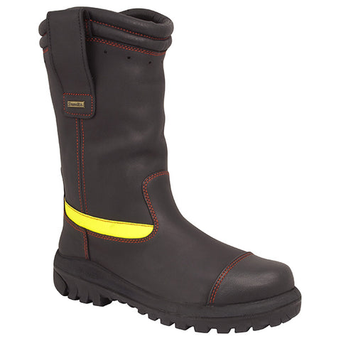 25396 25396X OLIVER PULL ON BOOT - BLACK - ON THE GO SAFETY & WORKWEAR