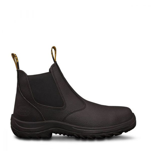 34680 OLIVER BOOT - BLACK - ON THE GO SAFETY & WORKWEAR