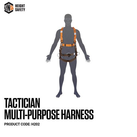 H202 LINQ Tactician Multi-Purpose Harness -Standard (M - L)