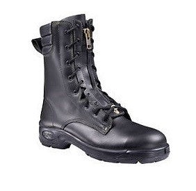 20292 20292X OLIVER STRUCTURAL FIRE FIGHTER BOOT - BLACK - ON THE GO SAFETY & WORKWEAR