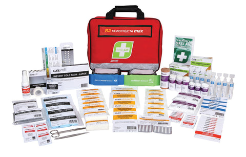 First Aid Kit - R2 Constructa Max Kit Soft Pack FAR2C30