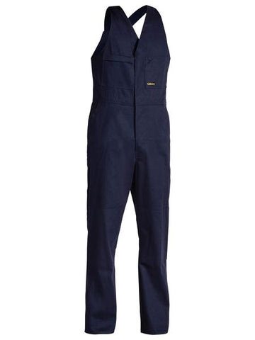 BAB0007 BISLEY MENS ACTION BACK OVERALLS - ON THE GO SAFETY & WORKWEAR