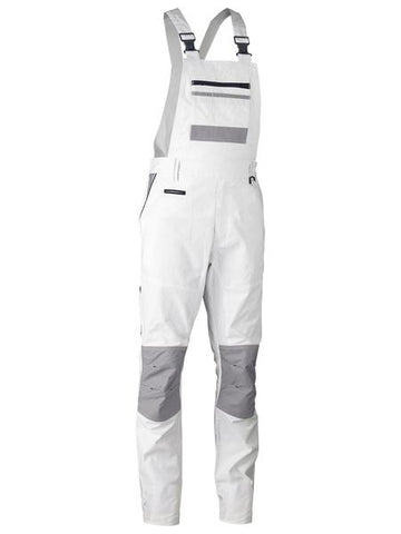 BAB0422 BISLEY PAINTER'S CONTRAST BIB & BRACE OVERALL - ON THE GO SAFETY & WORKWEAR