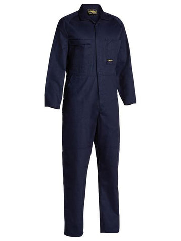 BC6007 BISLEY MENS COVERALLS REGULAR WEIGHT - ON THE GO SAFETY & WORKWEAR