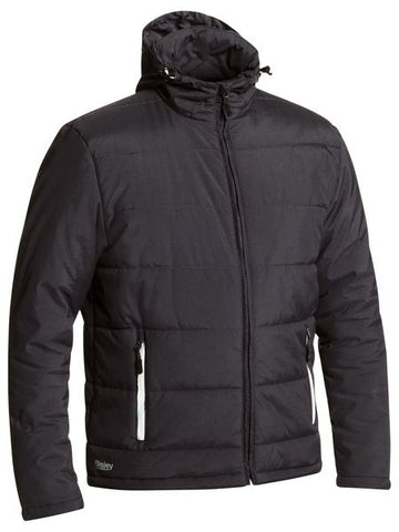 BJ6928 BISLEY PUFFER JACKET - ON THE GO SAFETY & WORKWEAR