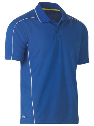 BK1425 BISLEY COOL MESH POLO SHIRT - ON THE GO SAFETY & WORKWEAR