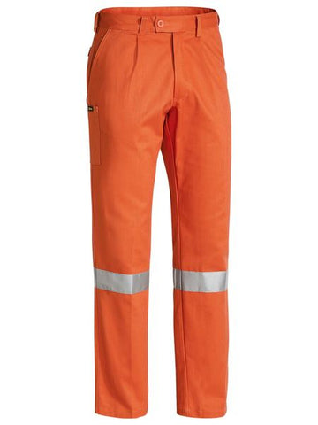 BP6007T BISLEY MENS 3M TAPED ORIGINAL WORK PANT - ON THE GO SAFETY & WORKWEAR