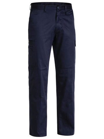 BP6899 BISLEY COOL LIGHTWEIGHT MENS DRILL PANT - ON THE GO SAFETY & WORKWEAR