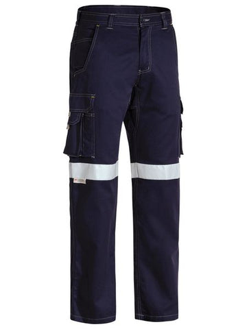 BPC6431T BISLEY 3M TAPED COOL VENTED LIGHT WEIGHT CARGO PANT - ON THE GO SAFETY & WORKWEAR