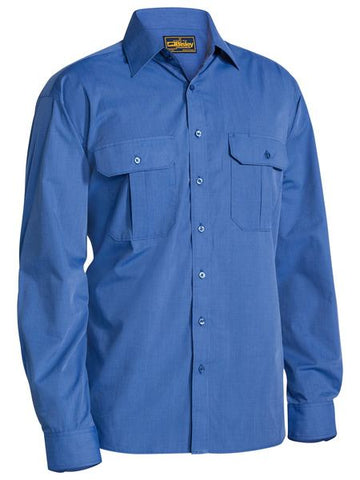 BISLEY Metro Shirt - Long Sleeve BS6031