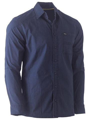 BISLEY Flex & Move Work Shirt - Long Sleeve BS6146