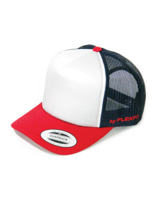 FLEXFIT Hi Crown Trucker - BWT2002