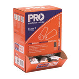 Pro Choice Pro-Bullet Pu Earplugs Uncorded Box 200 EPOU