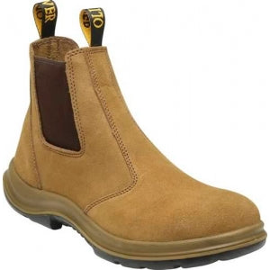 33624 OLIVER SAFETY BOOT - BEIGE SUEDE - ON THE GO SAFETY & WORKWEAR