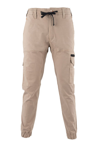 Rottie Stretch Cargo Pants - Cuffed RWP2