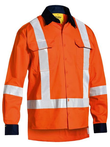 BISLEY TTMC-W Cool Light Weight Drill Shirt BS6248T