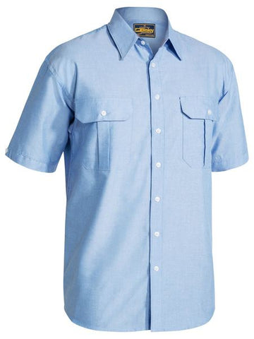 BISLEY Oxford Shirt - Short Sleeve BS1030