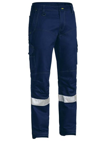 BPC6475T BISLEY X AIRFLOW 3M TAPED RIPSTOP ENGINEERED CARGO WORK PANT - ON THE GO SAFETY & WORKWEAR