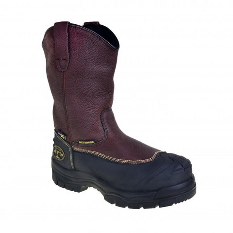 65393 OLIVER PULL ON BOOT - TAN - ON THE GO SAFETY & WORKWEAR