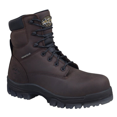 45639 OLIVER BOOT - CLARET - ON THE GO SAFETY & WORKWEAR