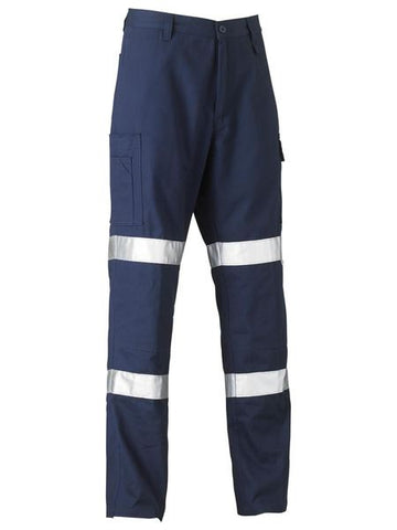 BP6999T BISLEY 3M BIOMOTION DOUBLE TAPED COOL LIGHT WEIGHT UTILITY PANT - ON THE GO SAFETY & WORKWEAR