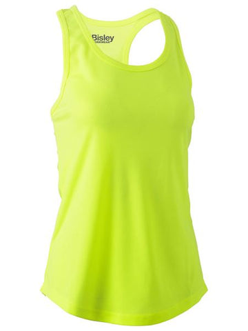 BISLEY Ladies Racer Back Singlet BKL0439