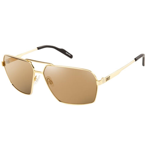 UNIT 14180003B MENS EYEWEAR - AIR FRAME (GOLD)