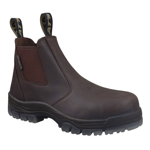 45626C OLIVER AT'S ELASTIC SIDE  PULL ON COMP TOE BOOT - ON THE GO SAFETY & WORKWEAR