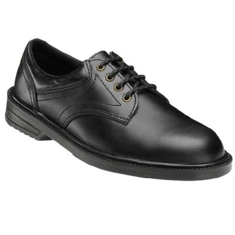 28275 OLIVER LACE UP EXEC. SHOE - BLACK - ON THE GO SAFETY & WORKWEAR