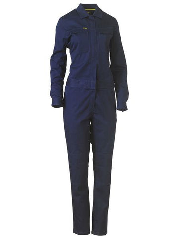 BISLEY Ladies Cotton Drill Coverall BCL6065