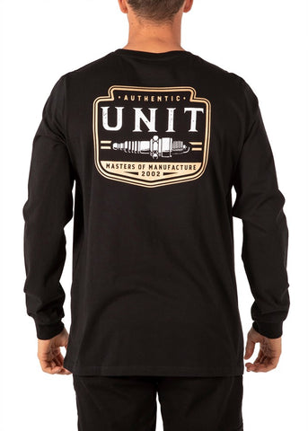 UNIT 192110027 MENS TEE - SPARKY LS