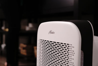 Here's What's New: The Hunter Medium Console Air Purifier