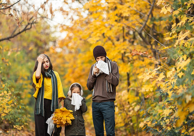 How to manage your fall allergies