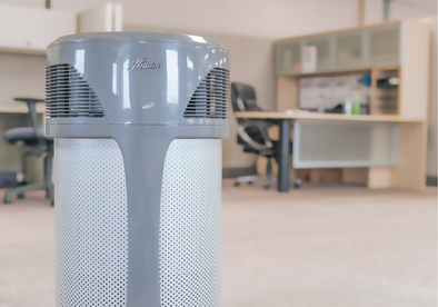 Meet the Largest and Most Advanced Air Purifier from Hunter