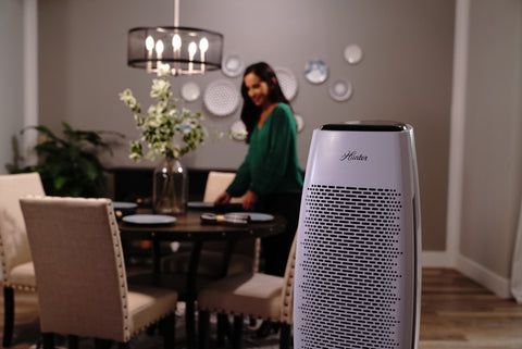 HP600 Tall Tower Air Purifier