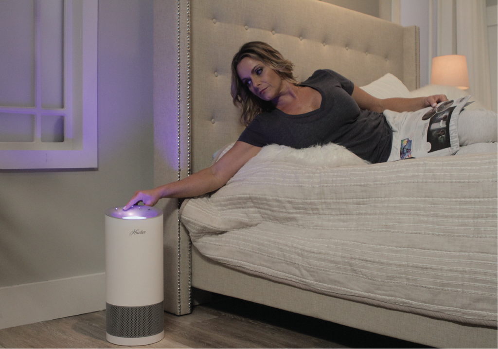 Best Air Purifier for a Bedroom